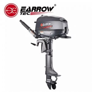 Earrow Professional 4 Stroke 6HP Outboard Engine