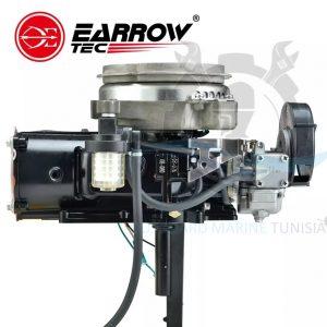 Earrow Moteur Hors Bord 2 Temps 6CV TS-6C